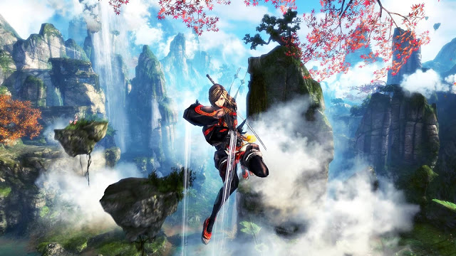 Blade and Soul Realease Europa - Closed Beta Key Gewinnspiel (Verlosung)